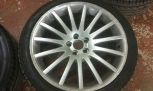 alfa romeo full respray (2)