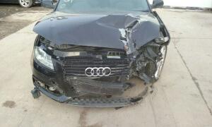 a-team accident repair Audi A3