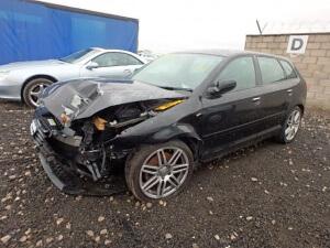 a-team body repair Audi A3