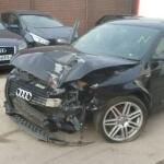 Audi Body Repair 2011 A3 S-Line