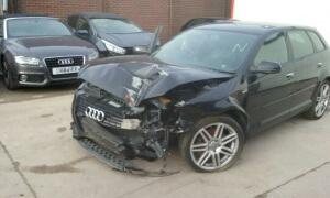 accident repair Audi A3