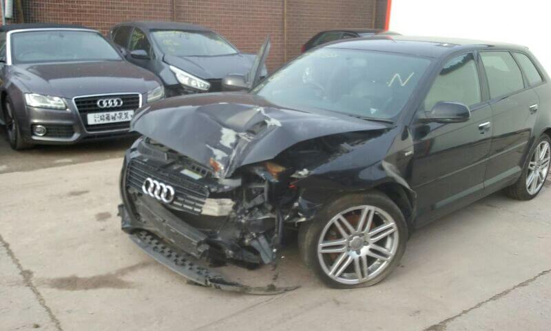 Ateam Car Van Body Repair Centre In Wolverhampton Vehicle - Audi car line