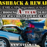ACCIDENT REPAIR AND MANAGEMENT DEAL