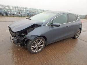 kia ceed accident repair 9