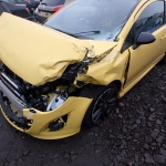 Cat C repair -Corsa Limited Edition
